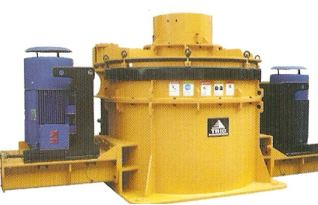 Vertical Impact Crusher1