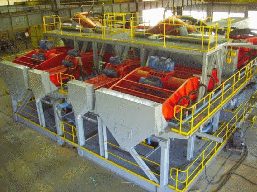 Modular and Mobile Plant